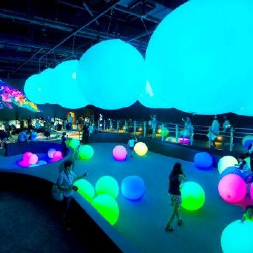 玩到癲‧日本大型「未來遊樂園」