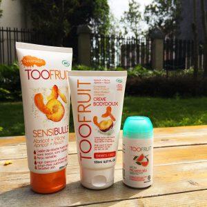 「TOOFRUIT 」法國天然有機兒童護膚產品