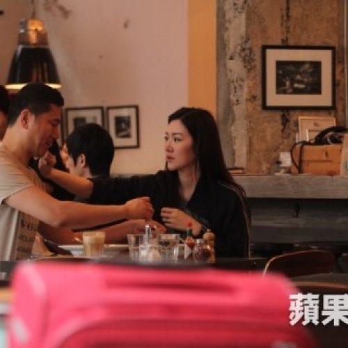老公錫晒變「受保護動物」‧葉翠翠孕婦look嘆自助餐