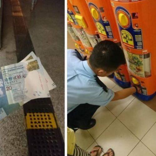 媽咪因扭蛋機食錢報警 網民: 冇廁紙都要打999