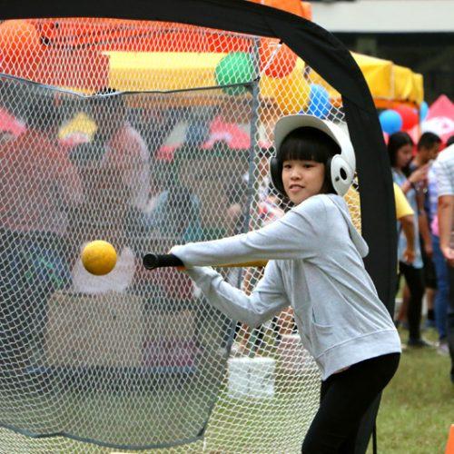 南華體育會「全民運動同樂日」【20/11】