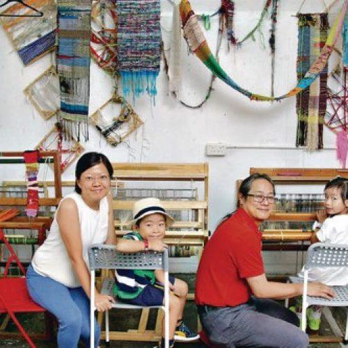 親子玩日本編織 領悟美感 尋自我