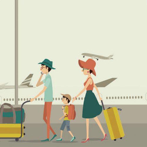 貪平淡季去旅行 家長為仔女請假一周