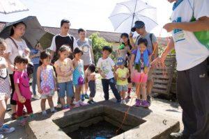 親子玩轉「傳統圍村工作坊」