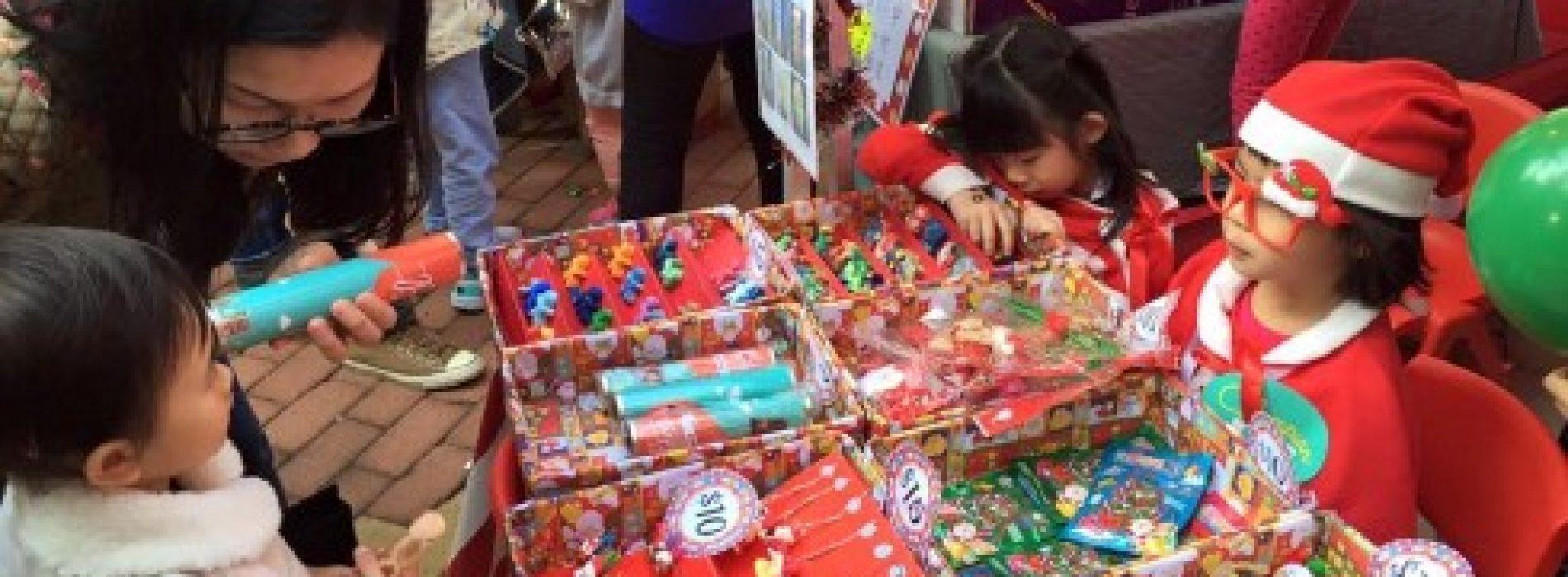 奧海城「露天聖誕市集」+兒童專區  3-25/12 (逢星期六、日)
