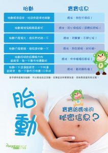 胎動:寶寶給媽咪的秘密信息?