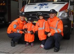 邊玩邊學 X 救護服務巡迴展@小西灣【2月4日】