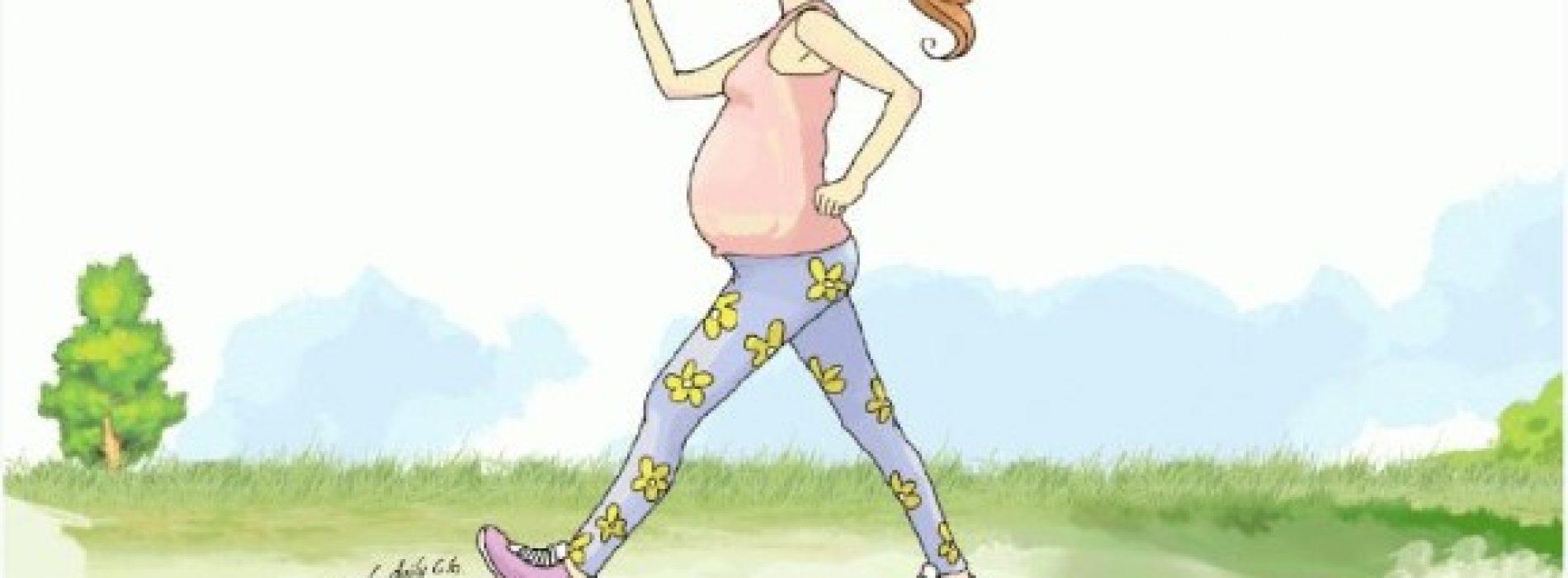 減腰痛 助分娩 產前運動加快產後收身