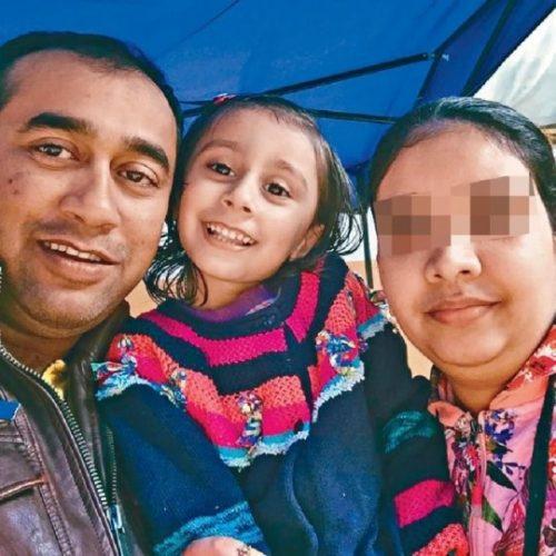 分裂症印婦疑病發 扼斃三歲女兒
