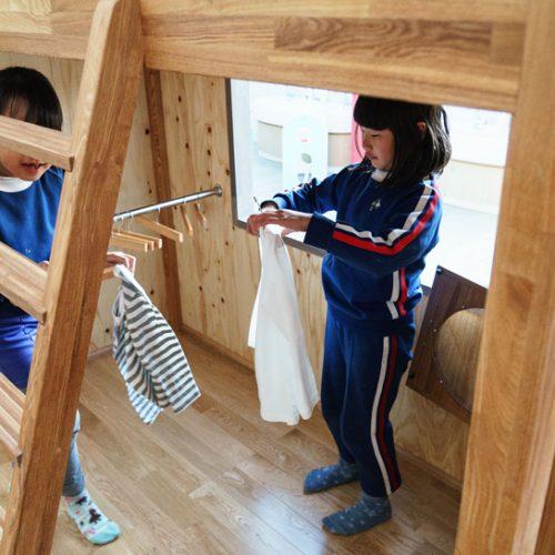 日本幼稚生「學自理」‧ 玩埋「洗衣房」