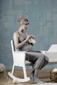 搖椅+搖籃2合一‧BB 媽咪一齊歎