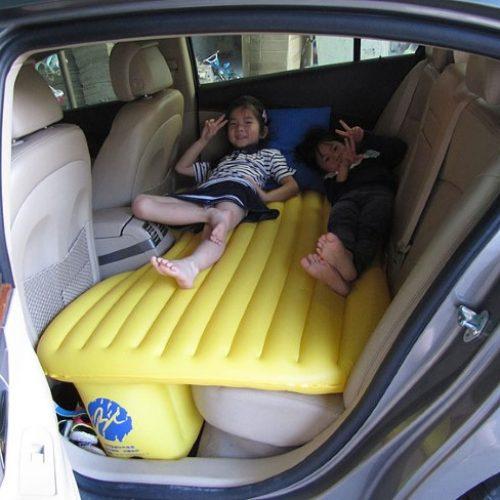 充氣Car Bed‧ 旅行遊車河必備