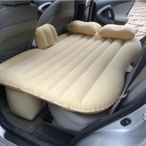 充氣Car Bed‧旅行遊車河必備