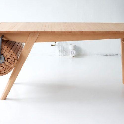 「滾動」Table,小家庭必備