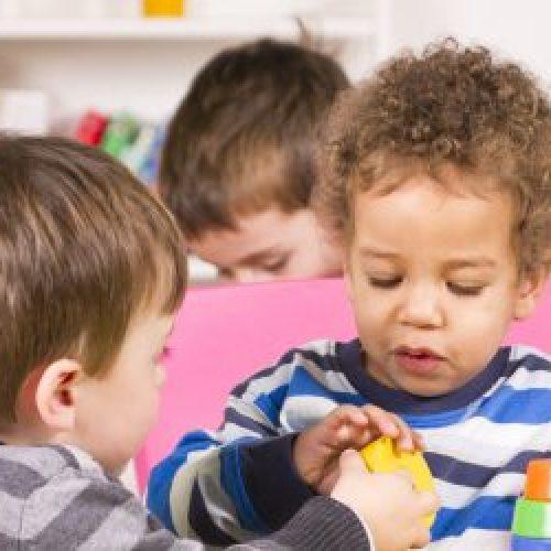 家長教育 -幼兒搶玩具