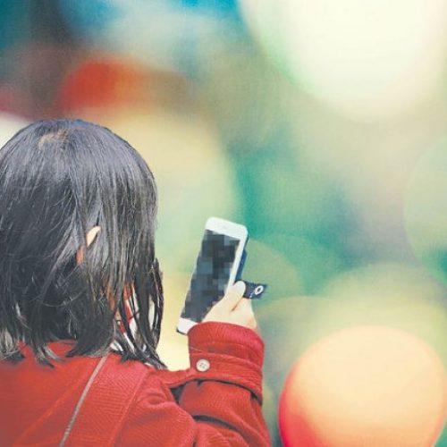 10%小學生 手機收過色情相