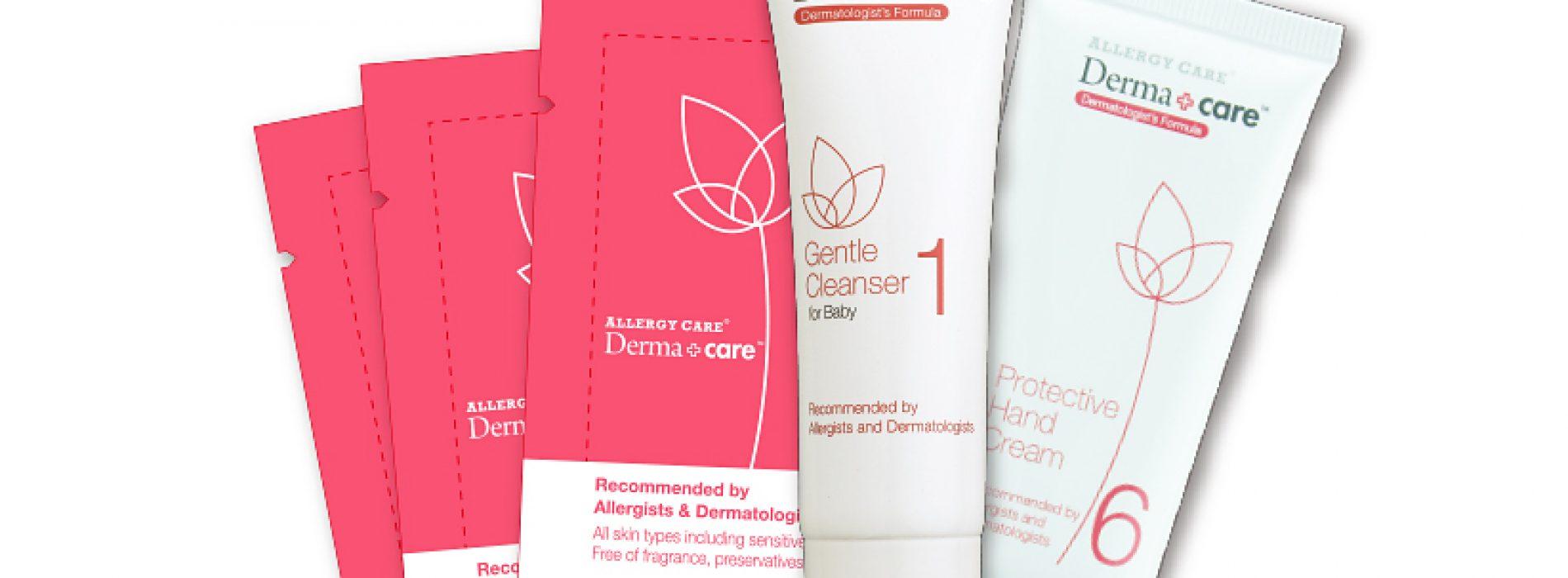 送總值 $28,400「DERMA+CARE嬰兒抗敏皮膚護理產品 」(共210名)
