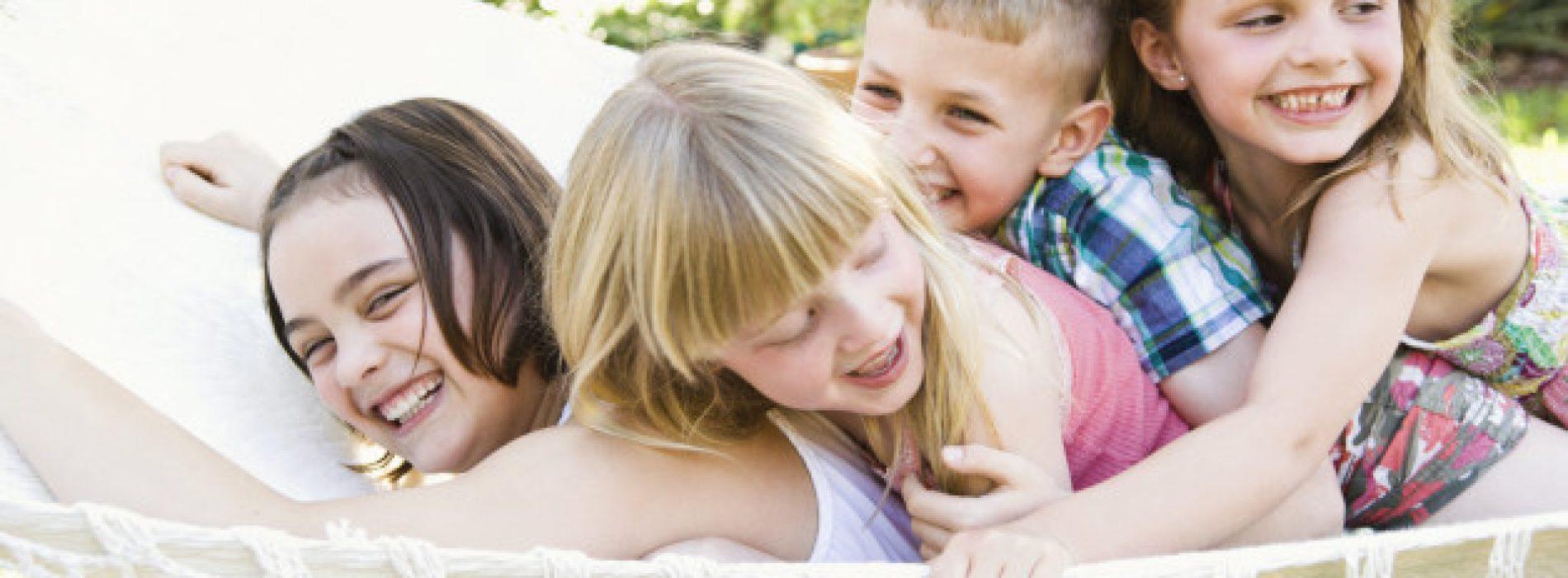 哪樣最重要 - 孩子的笑臉,還是贏在起跑線?