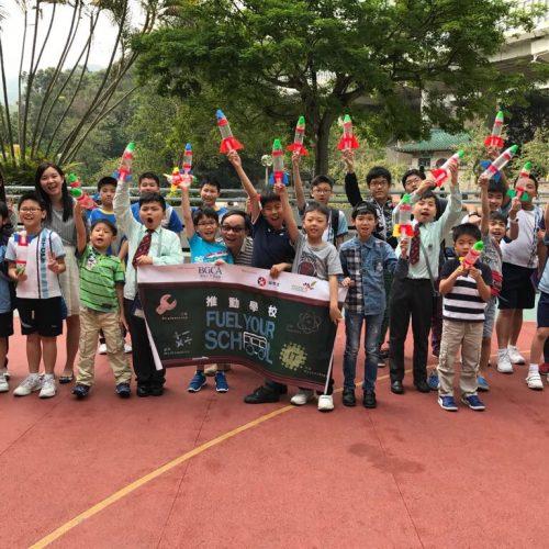 STEM學習 – 全港水火箭比賽2017 總結