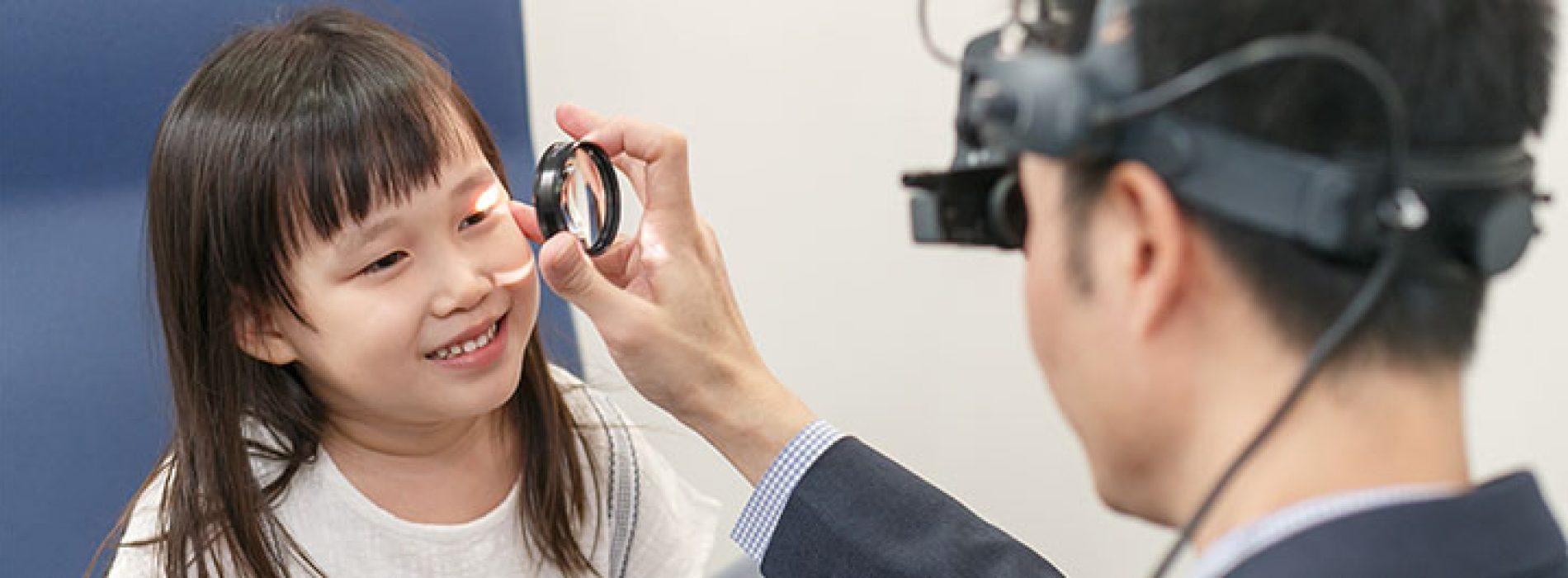 理大護眼關愛一家大小眼睛健康,與家長攜手邁向優質服務12年