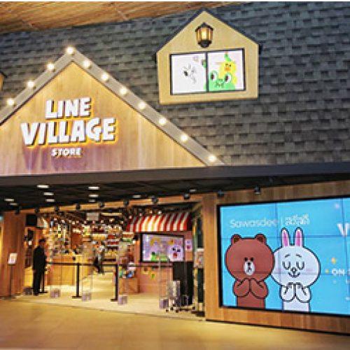 全球首個LINE VILLAGE室內主題樂園於曼谷開幕