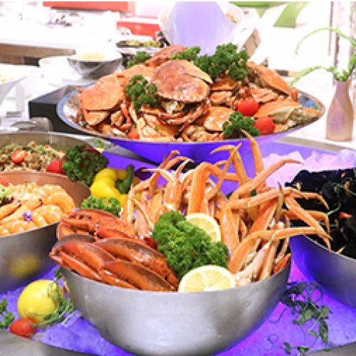 小小至叻星可免費享用 「龍蝦狂熱」海鮮自助晚餐