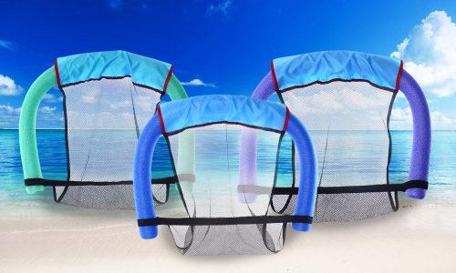 輕便浮椅,讓你享受水中浮游