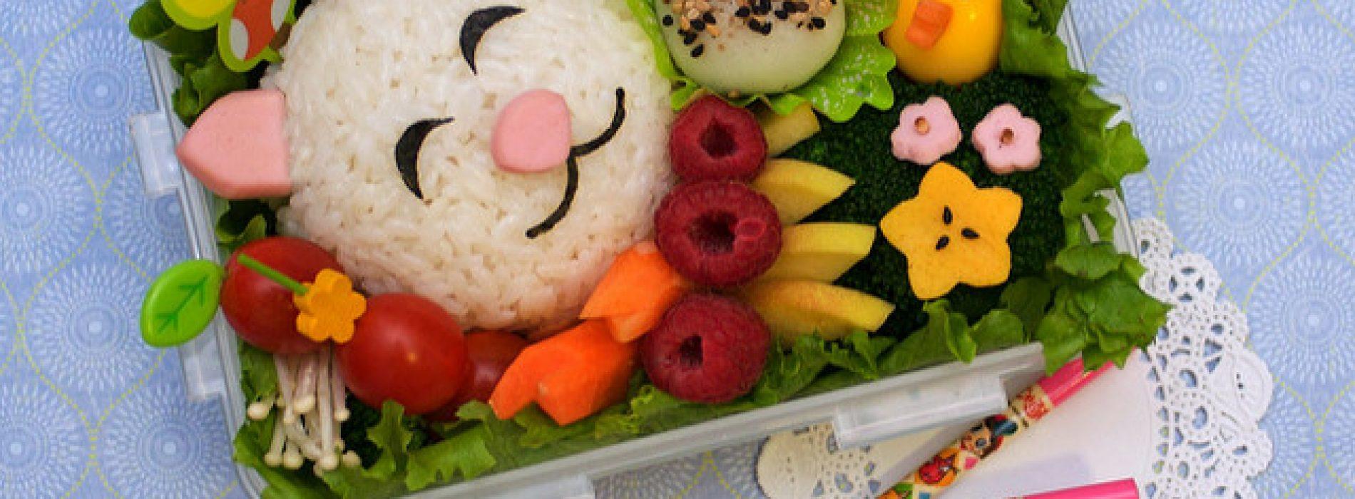 可愛日式便當好睇又好食