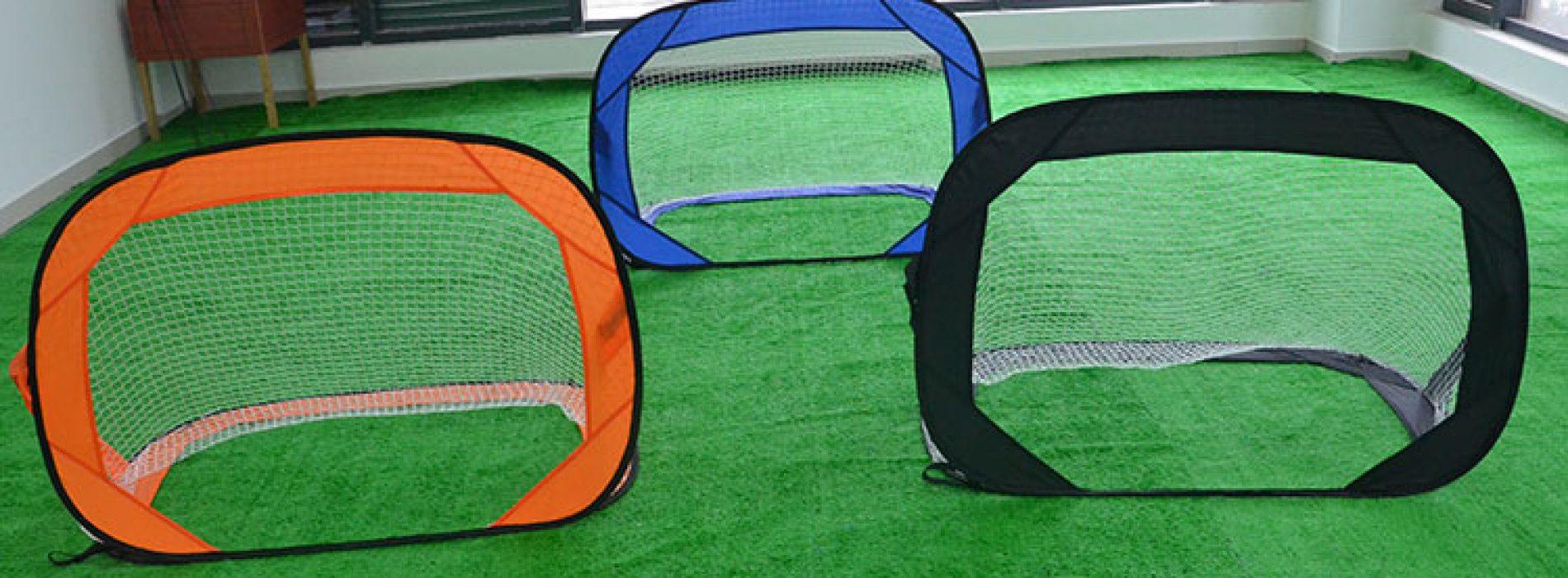 可折疊足球帳篷
