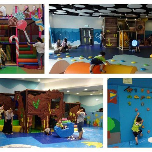 暑期倒數,免費好玩主題兒童遊戲室