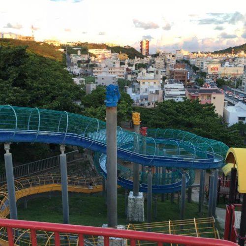 6大沖繩免費遊樂場,超長滑梯好玩到飛起