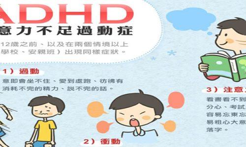 你的孩子有注意力不足過動症嗎?解構「ADHD」之迷