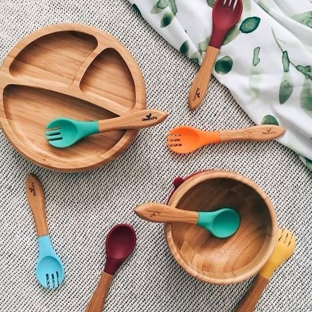 美國Avanchy竹製餐具