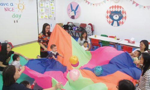 循道衛理楊震社會服務處-Playgroup課程