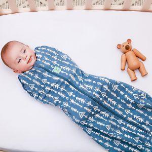 ergoPouch-Sleep-bag 有機棉睡袋