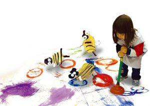 Creative Kids奇極創作室繪畫藝術課程