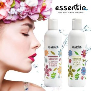 Essentiq「天然保濕抗敏」潔護膚品