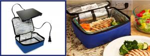 美國品牌HotLogic 2合1保溫煮食飯袋 「一人前」即蒸飯盒