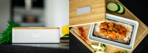 荷蘭品牌Heatbox自動加熱飯盒 「一人前」即蒸飯盒