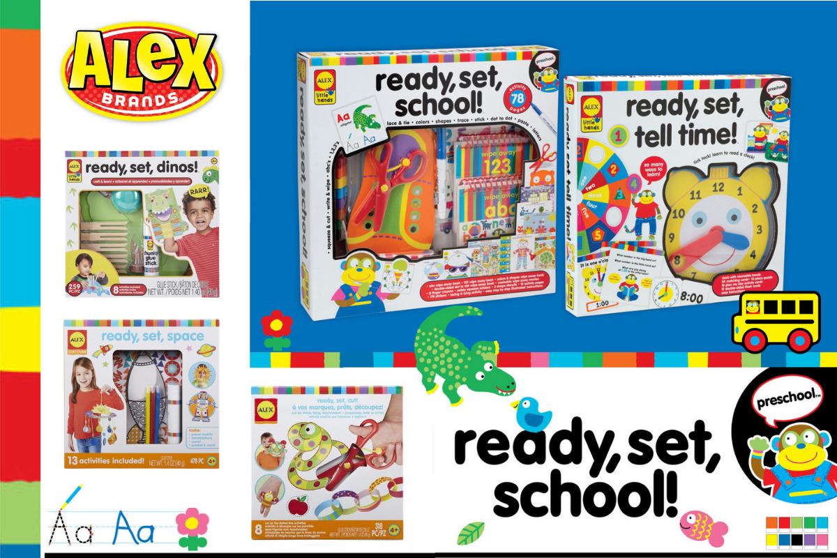 ALEX Brands啟智玩具